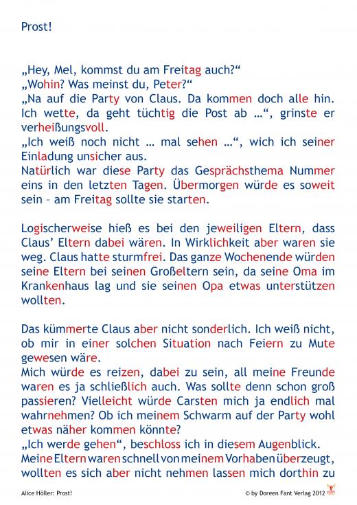 Prost! (Silbenschrift PDF)