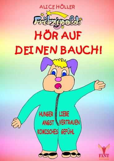 Fritzipold - Hör auf deinen Bauch (E-Book ePub)