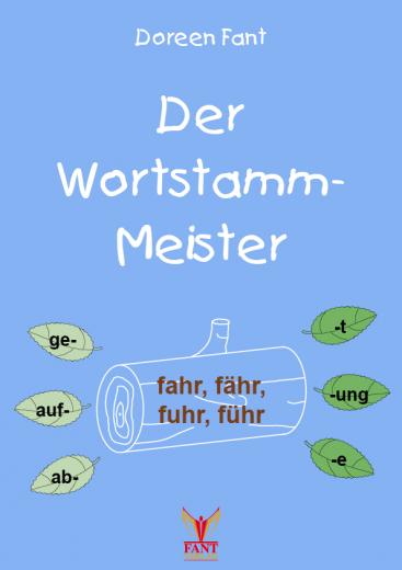 Lernspiel - Der Wortstamm-Meister (e-Book, PDF)