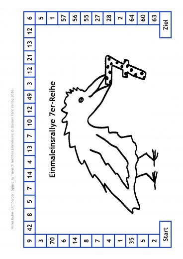 Tierisch leichtes Einmaleins (E-Book, PDF)