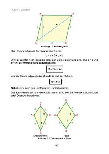 Fit in Mathe bis zum MSA 5. bis 10. Klasse (E-book, ePub)