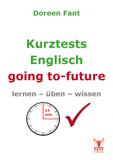 Kurztests Englisch: going to-future (E-Book PDF)
