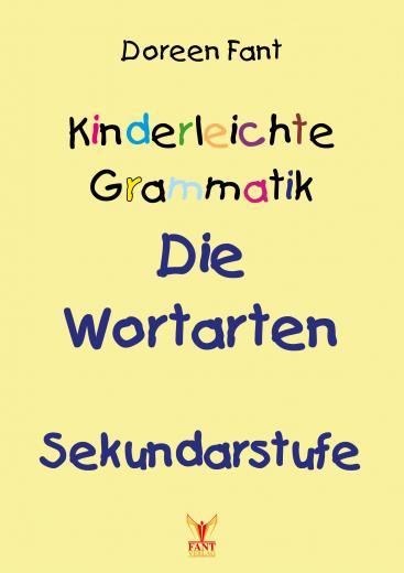 Die Wortarten Sekundarstufe (E-Book PDF)
