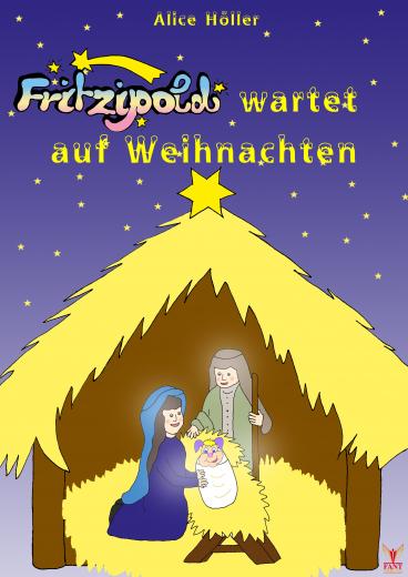 Fritzipold wartet auf Weihnachten (E-Book ePub)