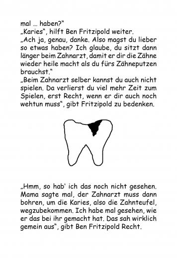 Fritzipold - Auf den Zahn gefühlt (E-Book ePub)