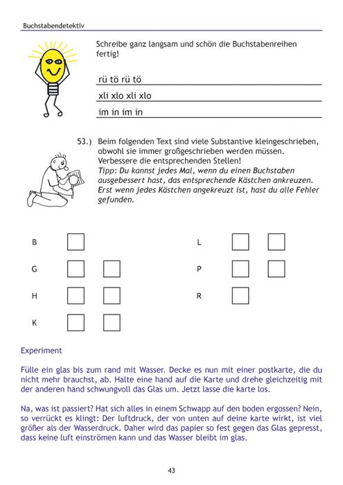 Ziemlich Großschreibung Kleinschreibung Arbeitsblatt Bilder ...