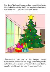 Fritzipold - Auf der Suche nach dem Weihnachtsmann (E-Book ePub)