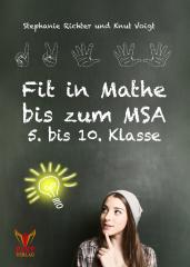 Fit in Mathe bis zum MSA 5. bis 10. Klasse (E-book ePub)