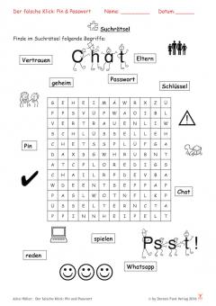 Der falsche Klick: Pin und Passwort