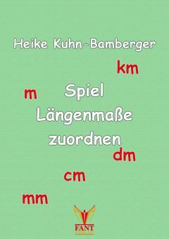 Spiel Längenmaße zuordnen (E-Book PDF)