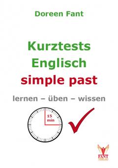 Kurztests Englisch: simple past (E-Book PDF)