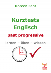 Kurztests Englisch: past progressive (E-Book PDF)