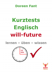 Kurztests Englisch: will future (E-Book PDF)