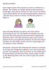 Silbenschriftgeschichten für Erstleser (E-Book PDF)