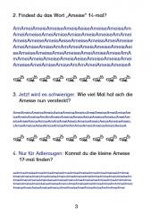 Alles verdreht Sekundarstufe - Raumlage und Optische Differenzierung (E-Book PDF)